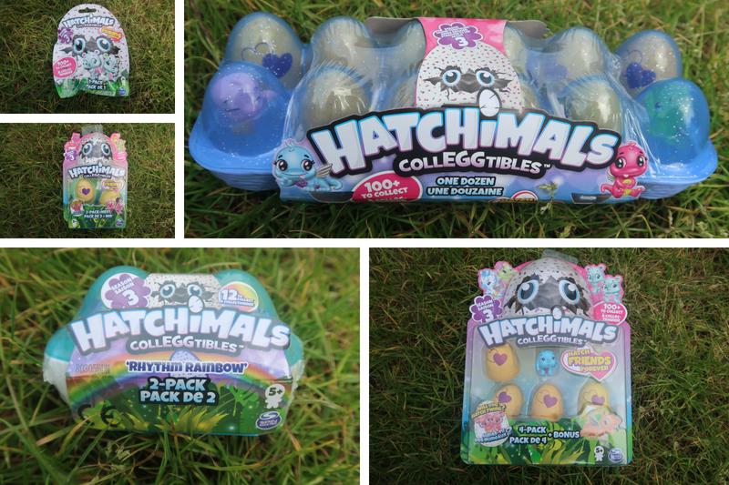 Hatchimals CollEGGtibles Season 3