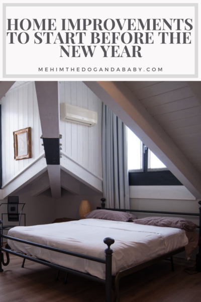 Home Improvements To Start Before The New Year
