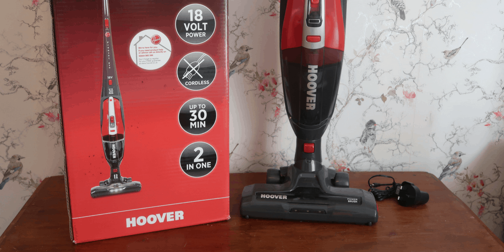 Hoover Freejet Cordless Vacuum Cleaner
