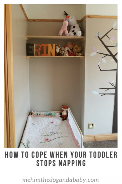 How To Cope When Your Toddler Stops Napping