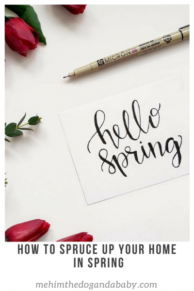 How To Spruce Up Your Home In Spring