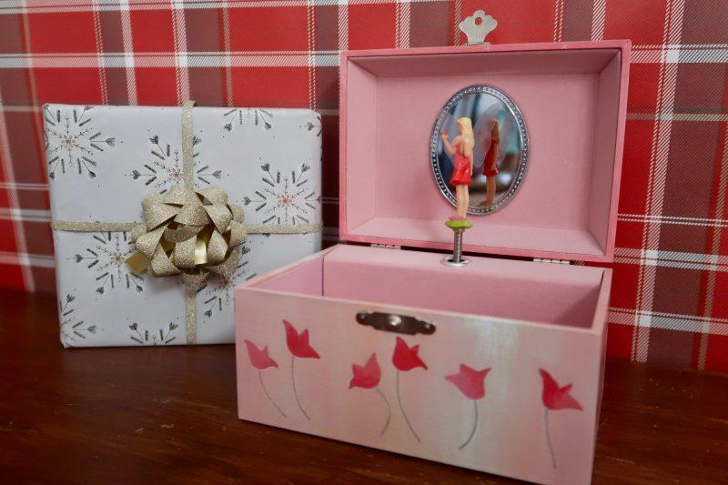 Musical Fairy Jewellery Box