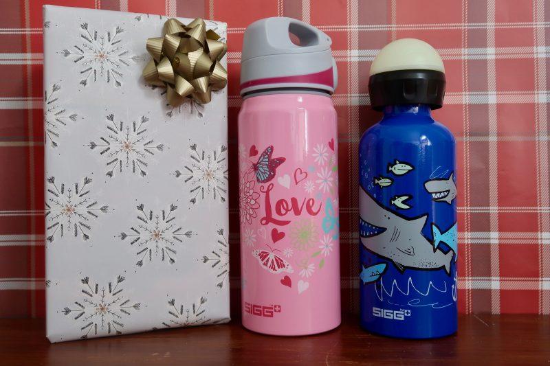 Sigg children's bottles