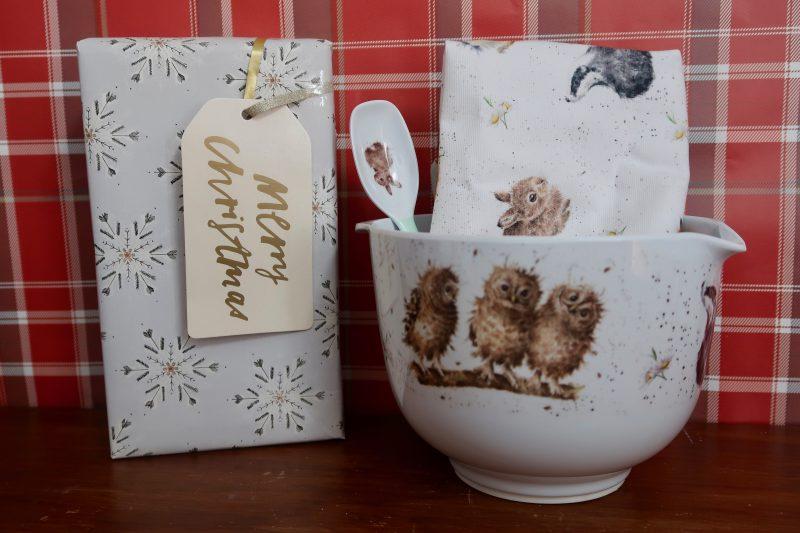 Royal Worcester Wrendale Designs Children's Baking Set