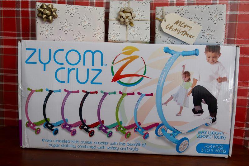 Zycom C100 Mini Cruz Purple / Turquoise