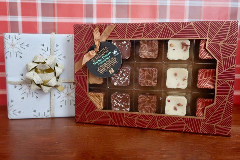 Co-op Winter Dessert Collection