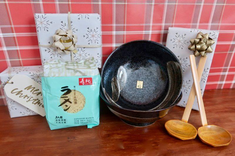 Karasuba-Iro Ramen Bowl Set