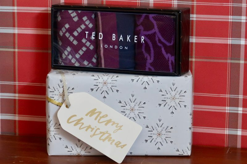 Ted Baker Pine 3 pack socks