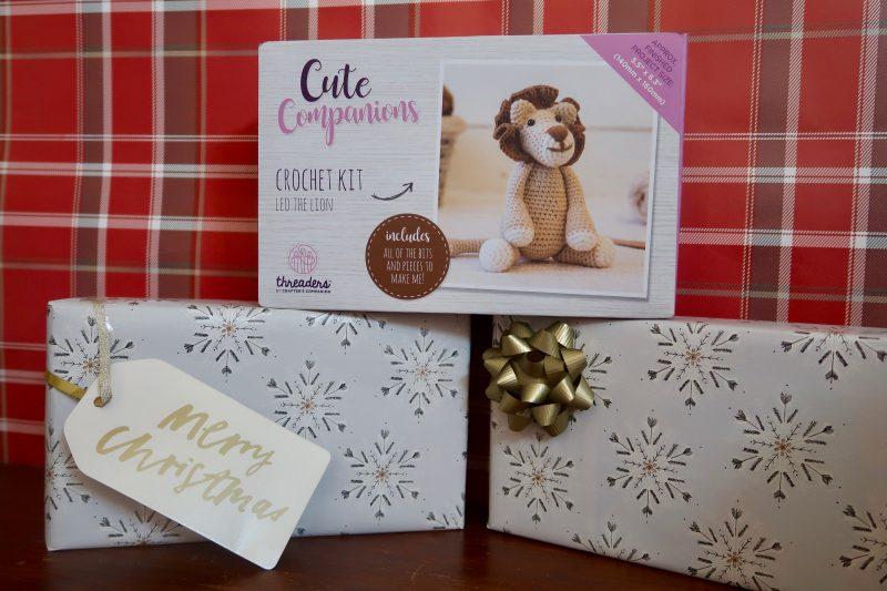 Threaders Cute Companions Crochet Kit - £14.99