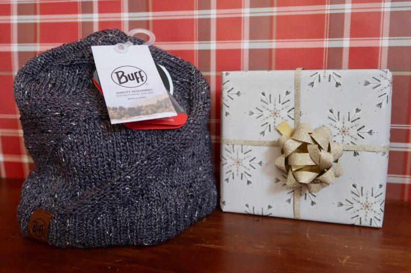 BUFF Arne Grey Knitted Hat