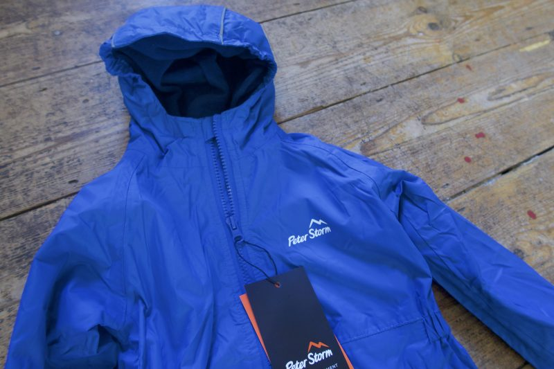 Peter Storm fleece lined waterproof suit