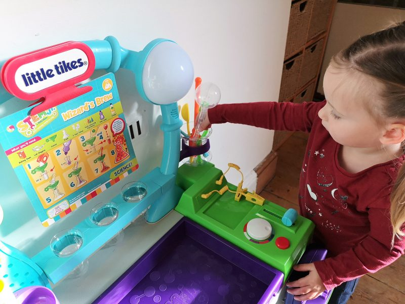 Little Tikes STEM Jr Wonder Lab