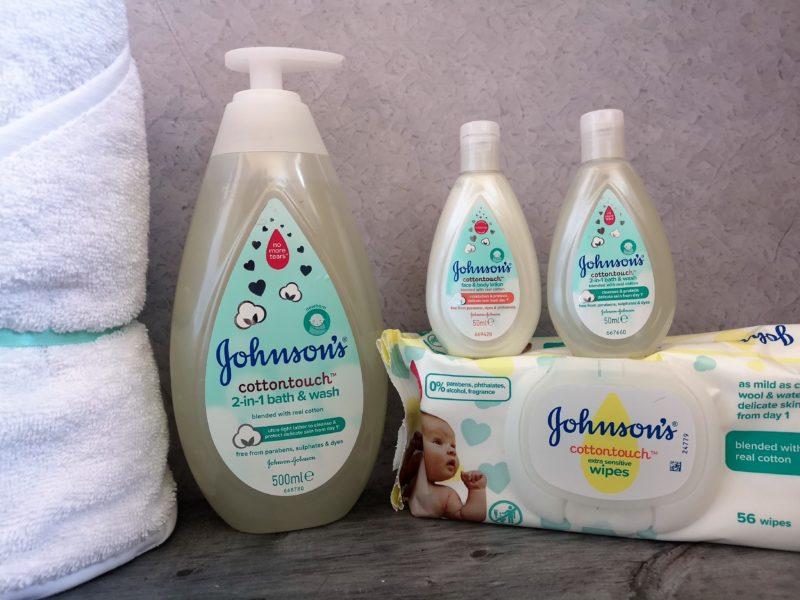Johnson's cottontouch