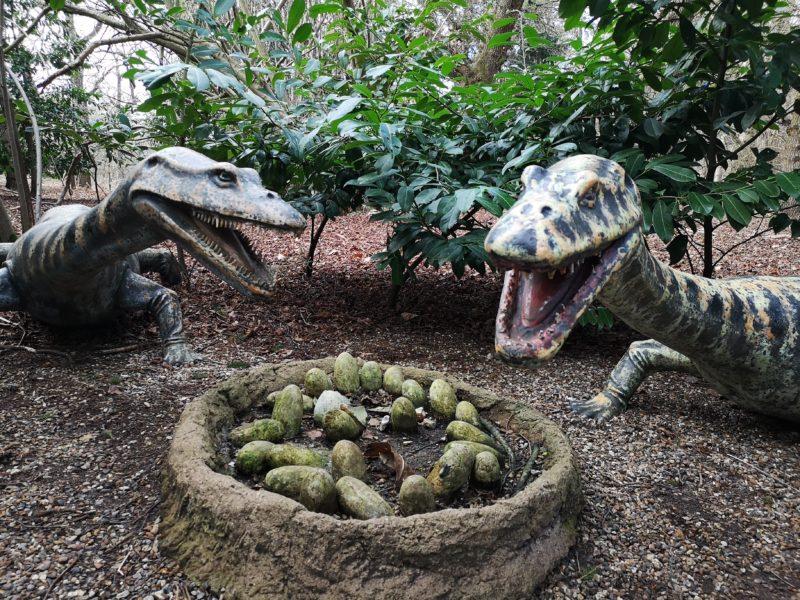 Roarr! Dinosaur Adventure Lost World A-mazing Adventure