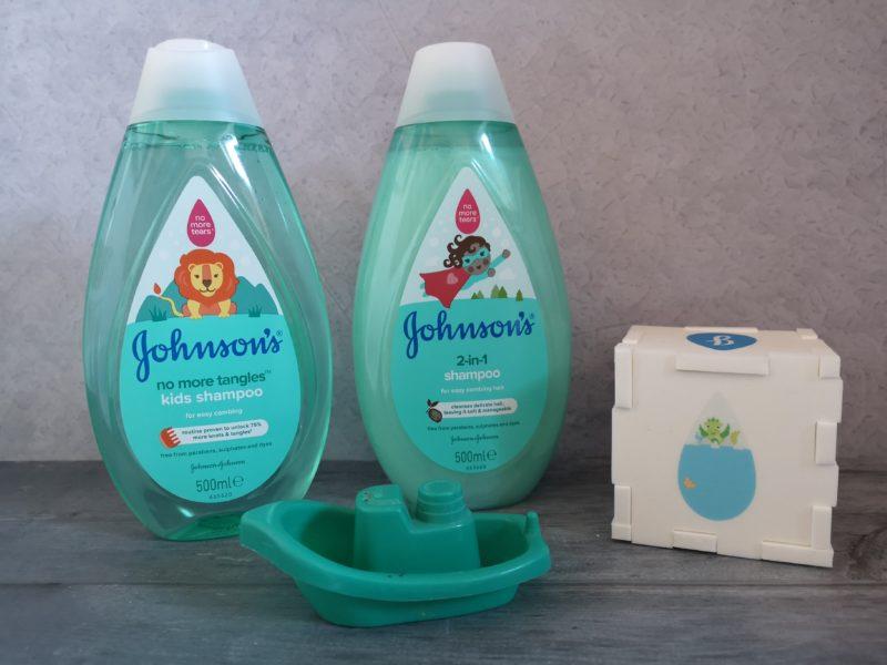 Johnson's toddler and kids range