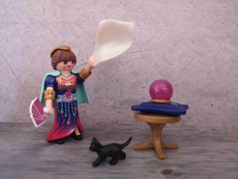 Playmobil fortune teller Easter egg