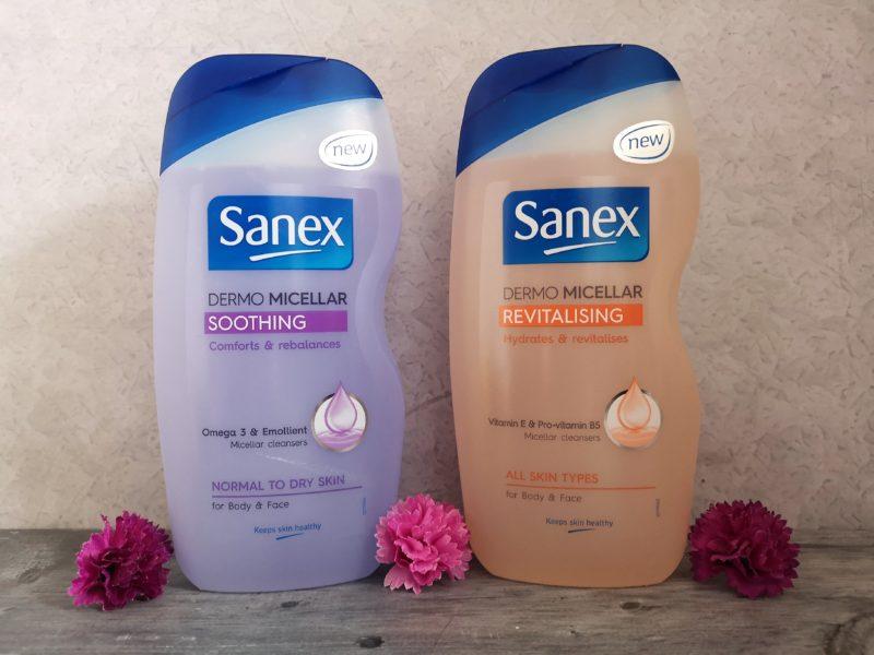 Sanex body washes