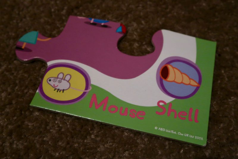 Peppa Pig 'My Floor Puzzle' Review