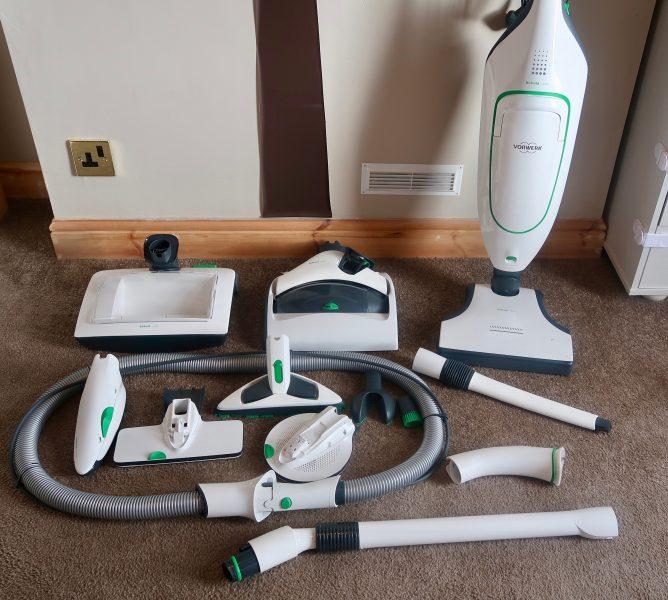 Introducing The Vorwerk Kobold Cleaning System