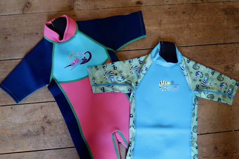 Getting Summer Ready With Simply Swim and Splash About