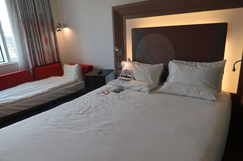 Novotel London Blackfriars Bedroom