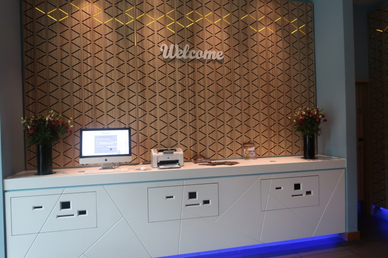Novotel London Blackfriars Reception