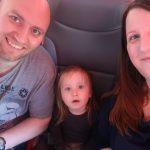 Family flight photo
