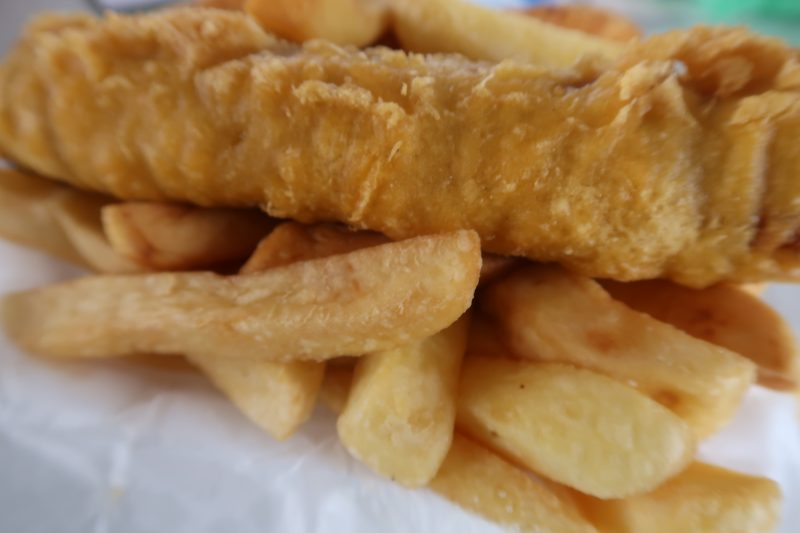 Cook's Seaside Fish and Chips