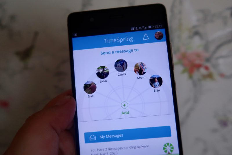 TimeSpring App