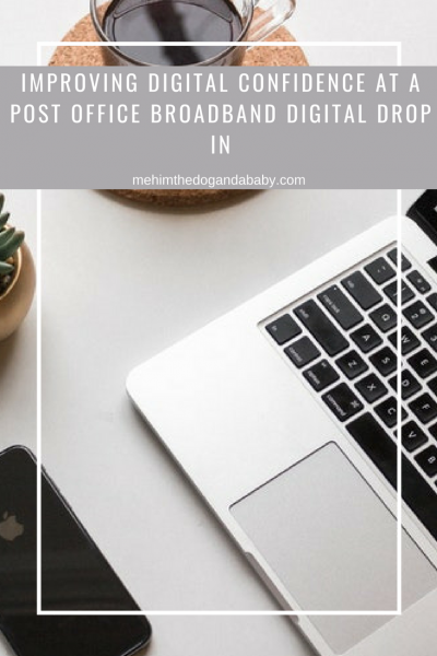 Improving Digital Confidence At A Post Office Broadband Digital Drop In