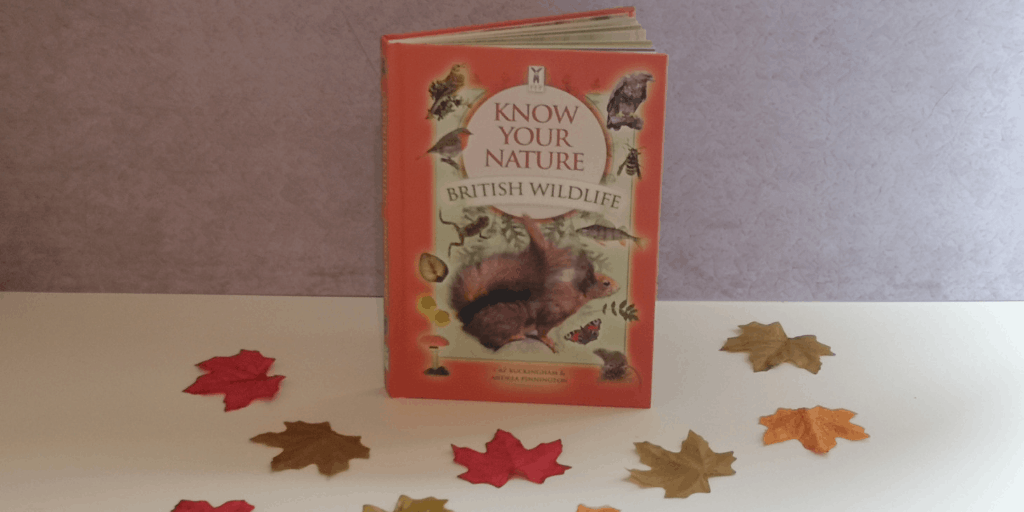 Know Your Nature: British Wildlife Book Review