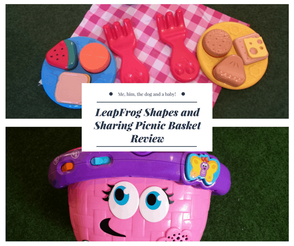 Picnic Basket Restaurant Happy Hollow : Leapfrog shapes and sharing picnic basket review me him
