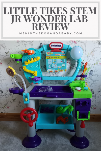 Little Tikes STEM Jr Wonder Lab Review